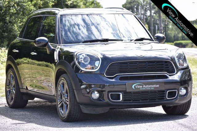 2013 13 MINI COUNTRYMAN 2.0 COOPER SD ALL4 5d AUTO 141 BHP