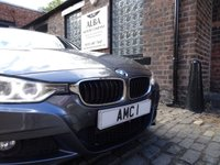 USED 2013 63 BMW 3 SERIES 2.0 320D XDRIVE M SPORT TOURING 5d AUTO 181 BHP (1 Owner / Full Serv History)