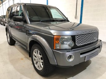 2009 LAND ROVER DISCOVERY 2.7 3 COMMERCIAL XS AUTO - PART EXCHANGE TRADE CLEARANCE  £5750.00
