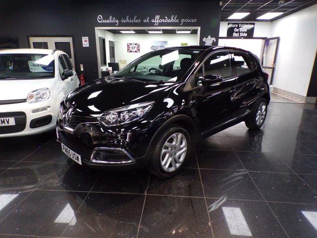 2015 Renault Captur Dynamique Nav Tce £8,499