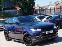 2014 LAND ROVER RANGE ROVER SPORT 3.0 SDV6 HSE 5d AUTO 288 BHP £29888.00