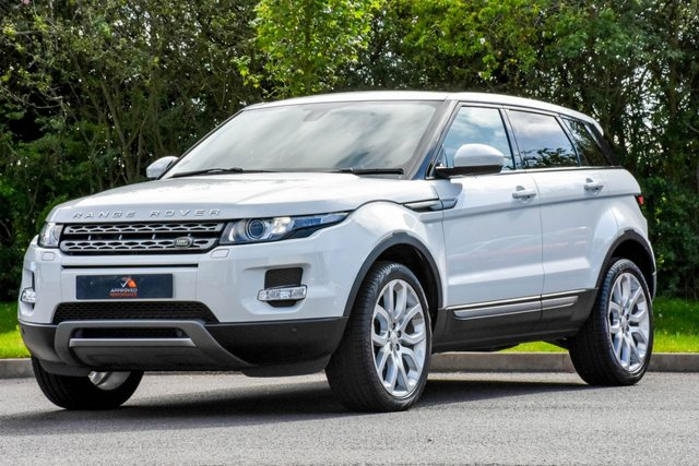 2014 64 LAND ROVER RANGE ROVER EVOQUE 2.2 SD4 PURE TECH 5d AUTO 190 BHP