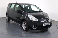 USED 2013 62 NISSAN NOTE 1.4 ACENTA 5d 88 BHP BLUETOOTH I CLIMATE I CRUISE