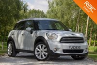USED 2013 63 MINI COUNTRYMAN 1.6 COOPER 5d 122 BHP £0 DEPOSIT BUY NOW PAY LATER - NAVIGATION - REAR PARK SENSORS
