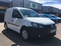 USED 2013 63 VOLKSWAGEN CADDY 1.6 C20 TDI STARTLINE BLUEMOTION TECHNOLOGY AUTO 101 BHP RARE AUTOMATIC WITH GREAT SPEC, 6 MONTHS WARRANTY & FINANCE ARRANGED. Full Service History, Automatic, A/C, Parking Sensors, E/W, cruise control, electric mirrors, heated seats, front fog lights, Radio/CD, Drivers airbag, Factory fitted bulk head, side loading door, ply lined, Very Good Condition, remote Central Locking, Drivers Airbag, CD Player/FM Radio, Steering Column Radio Control, Barn Rear Doors, spare key, **GENUINE VW CAMBELT & WATER PUMP FITTED**, finance arranged & 6 months warranty