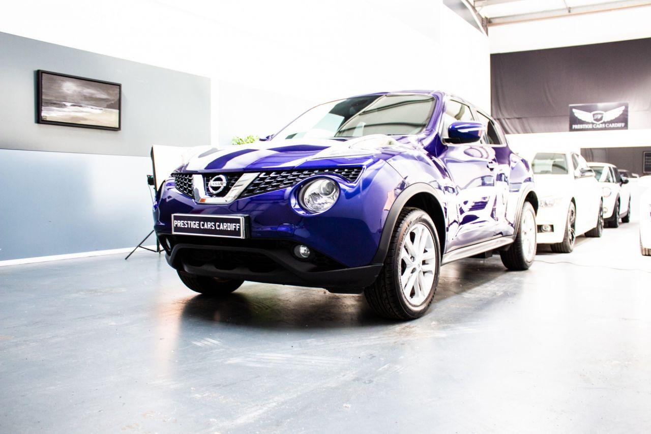 2016 Nissan Juke N-Connecta Xtronic £7,991