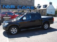"""USED 2009 09 NISSAN NAVARA 2.5 DCI TEKNA 4X4 DCB 1d AUTO 169 BHP ONLY 74000 MILES FROM NEW,""""NO VAT"""""""