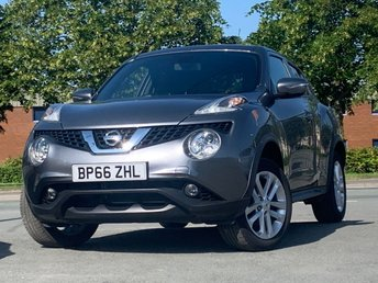 2016 NISSAN JUKE 1.5 N-CONNECTA DCI 5d 110 BHP only 18000 miles 1 owner £9690.00