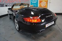 USED 2008 08 PORSCHE 911 3.8 997 Carrera 4S Cabriolet AWD 2dr 27K 6 SERVICES 1 FORMER KEEPER