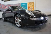 USED 2008 08 PORSCHE 911 3.8 997 Carrera 4S Cabriolet AWD 2dr p/x welcome 27K 6 SERVICES 1 FORMER KEEPER