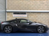 USED 2015 65 BMW I8 1.5 Coupe 2dr Petrol Plug-in Hybrid Automatic 4x4 (s/s) (49 g/km, 231 bhp) +FULL SERVICE+WARRANTY+FINANCE