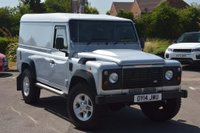 USED 2014 14 LAND ROVER DEFENDER 2.2 D DPF Hard Top 3dr NO VAT - SOUND PROOF/INSULATED