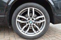 USED 2015 65 BMW X3 2.0 20d M Sport Sport Auto xDrive 5dr SATNAV, LEATHERS, KEYLESS, DAB