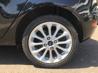 USED 2013 13 FORD FIESTA 1.6 ZETEC 5d AUTO 104 BHP