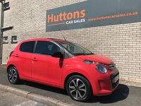 USED 2015 15 CITROEN C1 1.2 PURETECH AIRSCAPE FLAIR 5d 82 BHP