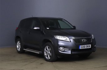 2011 TOYOTA RAV4 2.2 XT-R D-4D 5d 150 BHP £6290.00