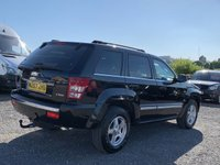 USED 2007 57 JEEP GRAND CHEROKEE 3.0 V6 CRD LIMITED 5d AUTO 4WD, AUTO, AC, LEATHER, HIGH SPEC, HEATED SEATS, CRUISE