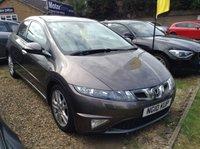 2010 HONDA CIVIC 2.2 I-CTDI EX 5d 138 BHP £3490.00