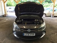 USED 2015 15 VAUXHALL ASTRA 1.6 LIMITED EDITION 5d 29K 2OWNERS 19'ALLOYS LEATHER CRUISE VOICE BLUETOOTH EXC CONDITION