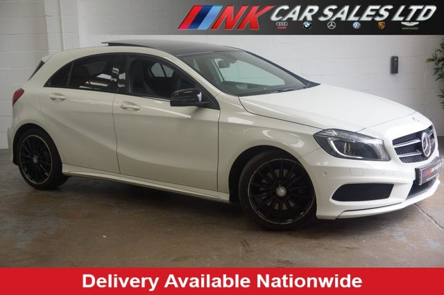 2014 14 MERCEDES-BENZ A CLASS 2.1 A220 CDI BLUEEFFICIENCY AMG SPORT 5d AUTO SOLD TO DEAN FROM REDLINE TRACK RACING