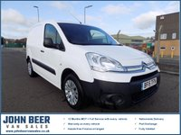 USED 2015 15 CITROEN BERLINGO 1.6 625 X L1 HDI 1d 89 BHP AIR CONDITIONING  - ONE OWNER - FULL HISTORY