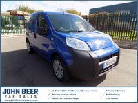 USED 2015 15 CITROEN NEMO 1.2 660 ENTERPRISE HDI 1d 74 BHP ***Nationwide Delivery Available***