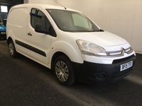 USED 2015 15 CITROEN BERLINGO 1.6 625 X L1 HDI 1d 89 BHP ***Nationwide Delivery Available***