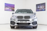 USED 2017 67 BMW X5 3.0 XDRIVE40D M SPORT 5d AUTO 313 BHP Immaculate Throughout, Low Miles, Economical, Full Main Dealer History