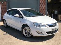 USED 2011 11 VAUXHALL ASTRA 1.7 EXCITE CDTI 5d 108 BHP