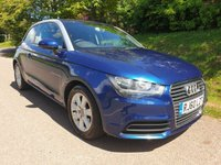 USED 2011 60 AUDI A1 1.2 TFSI SE 3d 84 BHP **2 OWNERS**SUPERB DRIVE**FULL HISTORY**