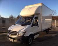 USED 2014 64 MERCEDES-BENZ SPRINTER 313 2.1 CDI (130 BHP) LUTON WITH TAIL LIFT
