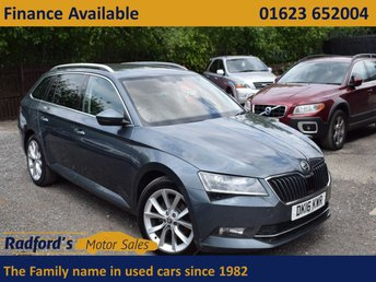 2016 SKODA SUPERB 2.0 SE L EXECUTIVE TDI DSG 5d AUTO 188 BHP £10000.00