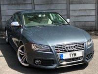 2007 AUDI S5 4.2 S5 V8 QUATTRO 2d 354 BHP £9995.00