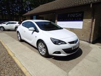 USED 2013 13 VAUXHALL ASTRA 2.0 GTC SRI CDTI S/S 3d 162 BHP * * £30 DEPOSIT FINANCE AVAILABLE * * PART EXCHANGE WELCOME * *
