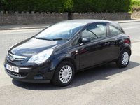 USED 2013 63 VAUXHALL CORSA 1.0 S ECOFLEX 3d 64 BHP Finance Options Available - Good Credit / Bad Credit