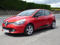USED 2015 65 RENAULT CLIO 1.5 DYNAMIQUE NAV DCI 5d 89 BHP Finance Options Available - Good Credit / Bad Credit