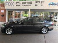 2015 BMW 5 SERIES 2.0 520D SE 4d 188 BHP £9975.00