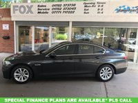 USED 2015 15 BMW 5 SERIES 2.0 520D SE 4d 188 BHP