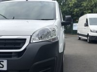 USED 2017 17 PEUGEOT PARTNER 1.6 BLUE HDI PROFESSIONAL L1 1d 100 BHP All Vehicles with minimum 6 months Warranty, Van Ninja Health Check and cannot be beaten on price!