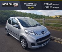 USED 2011 11 PEUGEOT 107 1.0 URBAN 5d AUTO 68 BHP RARE SMALL AUTOMATIC AND ONLY £20 ROAD TAX