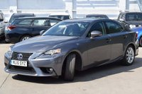 USED 2016 16 LEXUS IS 2.5 Advance E-CVT 4dr FSH,SATNAV,CAMERA,FINANCE,ULEZ