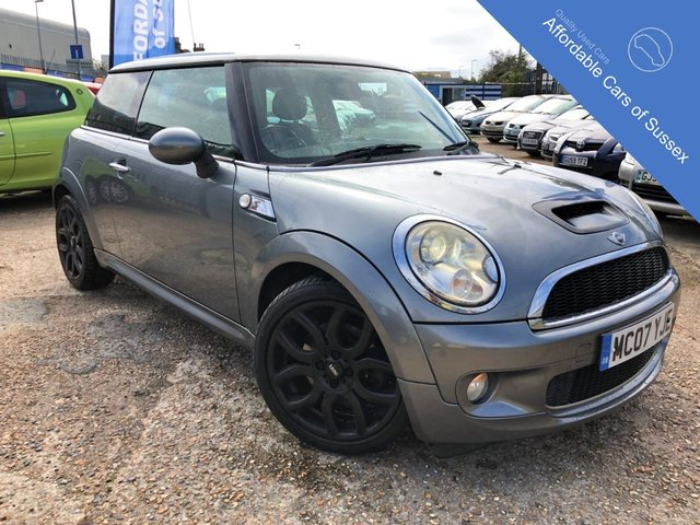 2007 07 MINI HATCH COOPER 1.6 COOPER S 3d 172 BHP