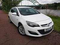 USED 2013 63 VAUXHALL ASTRA 1.7 EXCITE CDTI 5d 108 BHP **GREAT TO DRIVE GREAT ON FUEL**