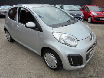 Used Citroen cars in Kidderminster from Cars4u (Worcestershire) Ltd