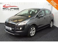 USED 2013 13 PEUGEOT 3008 1.6 E-HDI ACTIVE 5d AUTO 115 BHP