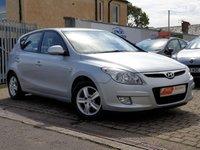 2008 HYUNDAI I30 1.6 COMFORT CRDI 5d AUTO 114 BHP £3695.00