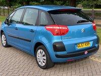 USED 2007 57 CITROEN C4 PICASSO 2.0 5 SX I 16V EGS 5d AUTO 139 BHP