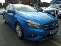 USED 2014 64 MERCEDES-BENZ A CLASS 1.5 A180 CDI ECO SE 5d 109 BHP ONLY 28,000 MILES!