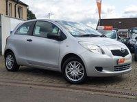 2008 TOYOTA YARIS 1.0 T2 VVT-I 3d 69 BHP £2695.00