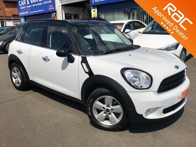 2016 65 MINI COUNTRYMAN 1.6 COOPER 5d AUTO 122 BHP [PEPPER PACK]